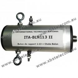 ITA - BLN113II - Balun de rapport 1:13 + choke balun