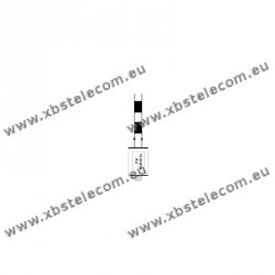 ITA - BLN19TL - Balun de rapport 1:9 (50 Ω:450 Ω)