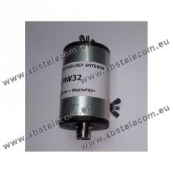 ITA - MW32-2 - Balun 1/32 pour antenne Maxiwhip