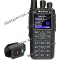 ANYTONE - AT-D878UVII - VHF/UHF - FM/DMR- BLUETOOH - APRX RX et 500.000 contacts.