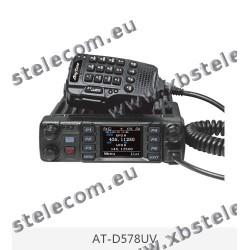 ANYTONE - AT-D578UV PLUS - VHF / UHF - FM / DMR - APRS