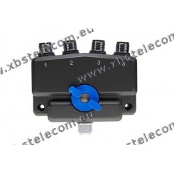 KPO - AVSWN-2M2N - Switch pour 4 antennes