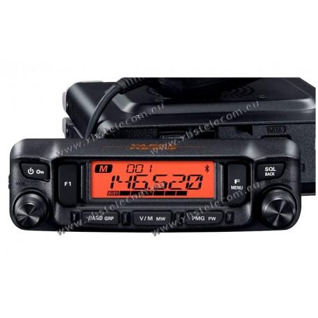 YAESU - FTM-6000E - 50W FM V/UHF Mobile Transceiver