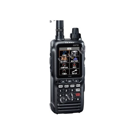 YAESU - FTA-850L - Air-band Handheld Transceiver with 2.4-inch TFT Full-Color Display