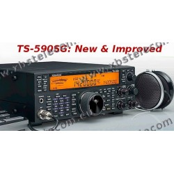 Kenwood - TS-590SG - HF + 6 M