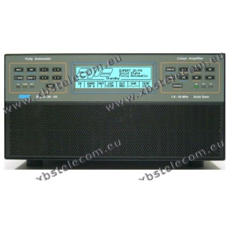 SPE - Expert 2K-FA - 2000W on HF (1800W on 50 MHz)