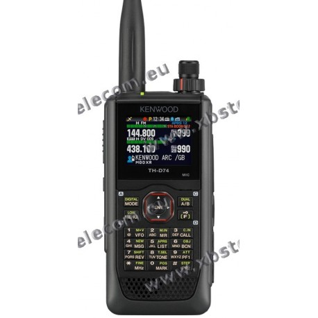 Kenwood - TH-D74E - Portable D-star UHF/VHF