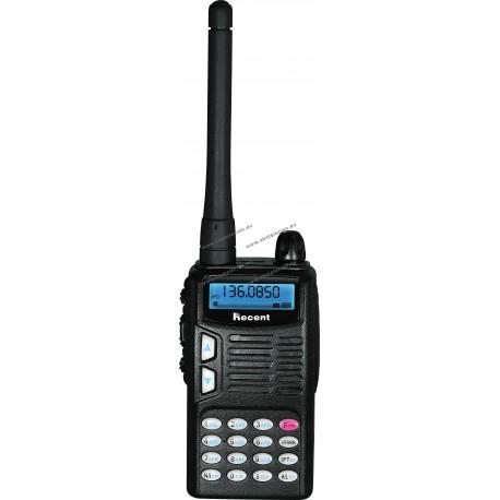 RECENT - RS-450S - Portable VHF pour chasseurs + Oreillette