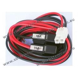 Yaesu - T-9022815 - DC Cable FTM400/2800/7800/7900/8800