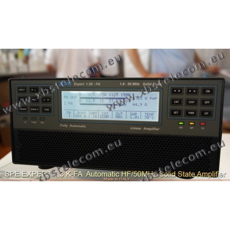 Expert - SPE-1.3K-FA-NO-AT - Amplifier 1.5 KW without AT