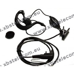 RECENT - RS-589-EARPHONE - Oreillette pour portable