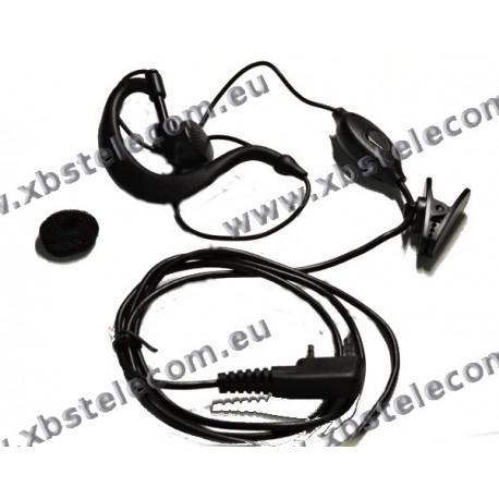 RECENT - RS-589-EARPHONE - Oreillette pour portable