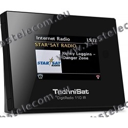 Technisat - Digitradio-110IR - World Receivers DAB + Wlan