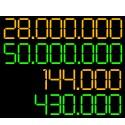 HF / 50MHZ / VHF / UHF