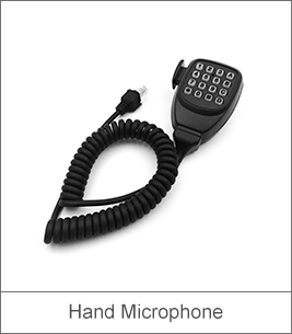 Mobile Radio Hand Microphone
