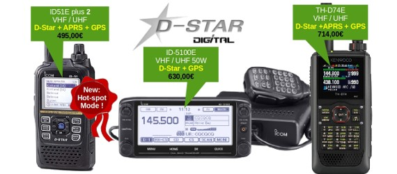Offre D-STAR