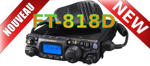 FT-818D