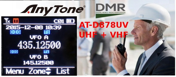 Anytone AT-D878UV